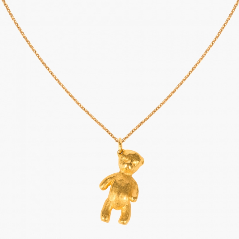 Teddy – 24kt pures Gold